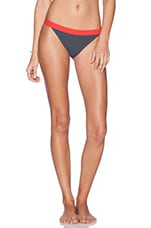 BAS DE MAILLOT DE BAIN COLOR BLOCK BOTTOM