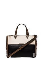 Marc by Marc Jacobs Sheltered Island Satchel in Black Multi