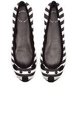Sneaker Mouse Flat in Black Multi