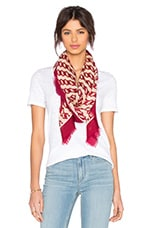 J Marc Scarf en Tawny Port Multi