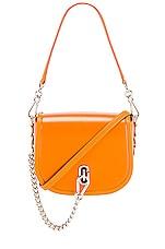 Marc Jacobs The Saddle Bag in Orange