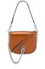 Marc Jacobs The Saddle Bag in Brown