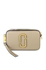 Marc Jacobs Snapshot Crossbody in Dust Multi