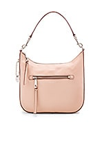 Marc Jacobs Recruit Hobo Shoulder Bag in Nude