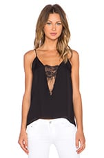 CARACO LACE INSET CAMI