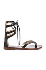 Eldora Sandal in Black