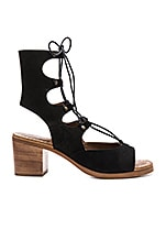 Expo Heel in Black
