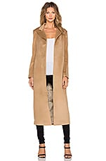 Maurie & Eve Claude Coat in Mocha