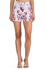 Scout Short in Croc Floral