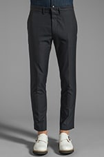 Trouser in Deep Navy