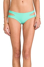 Sophia Bottom in Seafoam