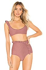 Made by Dawn Petal Top in Mauve