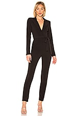 Michael Costello x REVOLVE Page Jumpsuit in Black