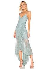 MICHAEL COSTELLO X REVOLVE Atienne Dress in Ice Blue