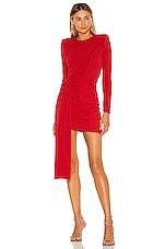 Michael Costello x REVOLVE Felix Mini Dress in Red