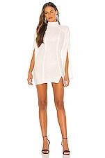 Michael Costello x REVOLVE Sonique Mini Dress in White