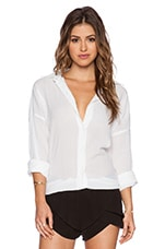 Dallas Blouse en Blanc