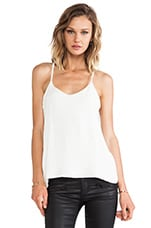 Norrell Tank in Soft White