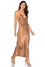 Satine Maxi Dress in Nude