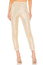 Mes Demoiselles Phenomenon Pant in Gold