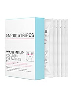 MAGICSTRIPES Wake Me Up Collagen Eye Patches Box