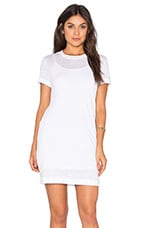 ROBE T-SHIRT SHORT SLEEVE SCOOP