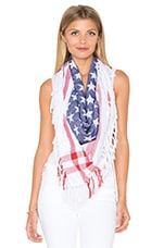My Country Square Bandana en Samba