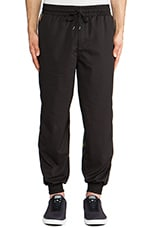 Performance Cargo Pants in Black