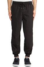 Performance Cargo Pants in Black