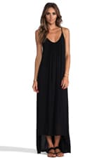 Swimwear Biarritz Low Back Maxi Dress in Night
