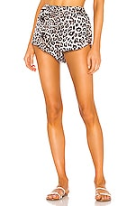 MIKOH Hawi Short in Leopard