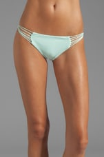 Lanai Loop Side Bottom in Seafoam