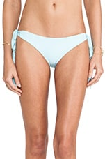 Swimwear Dreamland String Tie Bottom in Capri
