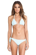 Swimwear Kirra String Triangle Top in Capri