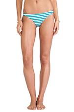 Swimwear Lahaina Extra Skimpy Bottom in Caribbean Swell