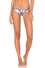 Lahaina Minimal Bottom in Wave Coastal Blue