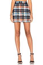 Modern Skirt in Multi