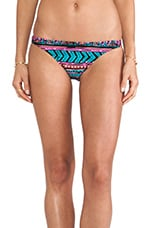 St. Lucia Bikini Bottom in Multi