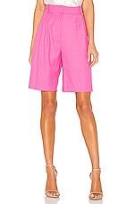 Michael Lo Sordo Boy Bike Short in Pink