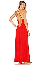 Mia Marcelle Shay Maxi Dress in Red