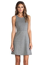 MM Couture by Miss Me Racerback Dress in Grey