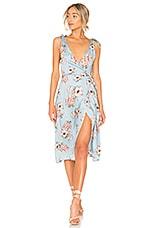 MINKPINK Elysium Midi Dress in Multi