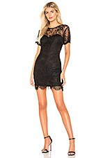 MINKPINK Secret Romance Dress in Black