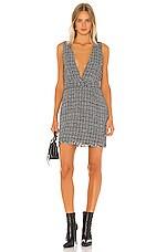 MINKPINK What A Woman Mini Dress in Multi