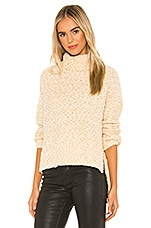 MINKPINK True Friends Sweater in Honey