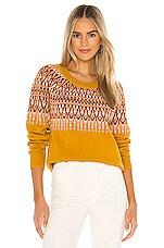MINKPINK Lean On Fairisle Sweater in Multi