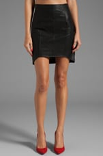 Take Me There Skirt in Black