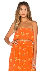 Honey Blossom Top en Imprimé