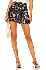 MISA Los Angeles Willa Skirt in Ditsy Floral