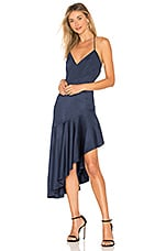 Misha Collection Madelyn Dress in Navy
